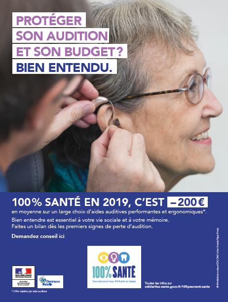 100% SANTE 2019