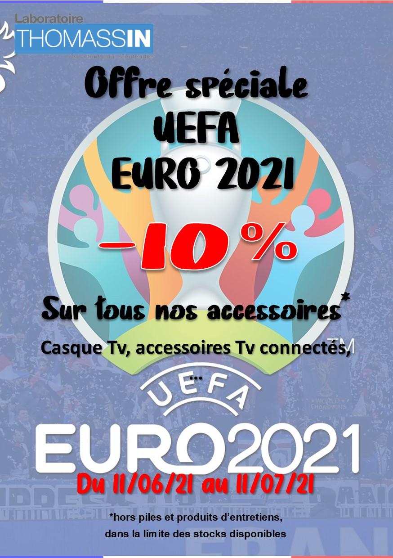 Offre spéciale UEFA 2021